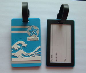 Design You Own Custom Travel Luggage Tag pictures & photos