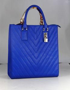 Fashion Lady PU Handbag (JYB-24003) pictures & photos
