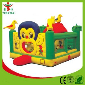 Hot Selling Small Inflatable Bouncer pictures & photos