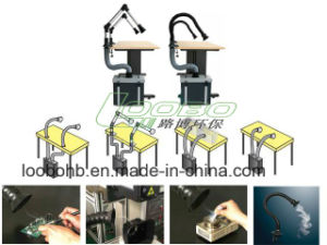 Best Sales Laser Cutting Fume Extractor for Soldering Fume Extraction System pictures & photos