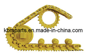Undercarriage Spare Parts for Excavator/Bulldozer pictures & photos