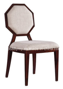 Top Sales High Performance Timber Grain Effect Restaurant Dining Chair