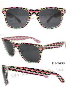 Promotion Sunglasses with Full Colour Printing (P-1468)