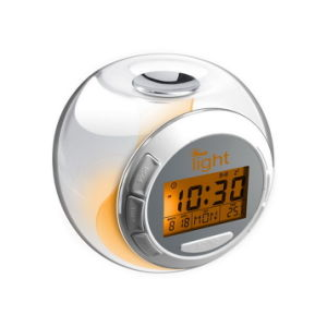 High Quality Nature Sound Music Clock Promotional Gifts