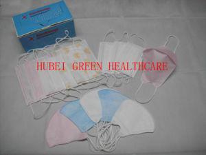 Disposable Spunbond Face Mask (HG60606)