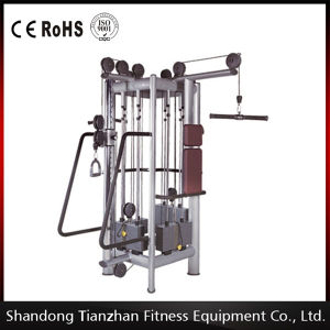 Tz-6038 Gym Use Cable Jungle Cable Crossover Machine for Wholesale pictures & photos