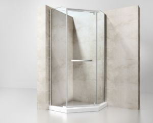 8mm Tempered Clear Glass Shower Enclosure with Ce/as. Nzs2208 Certificate (ACE-GS001) pictures & photos