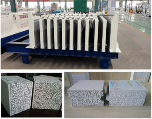 External Wall Panel Making Machine pictures & photos