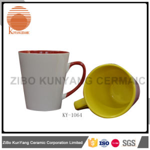 V-Shape Sublimation Mug pictures & photos