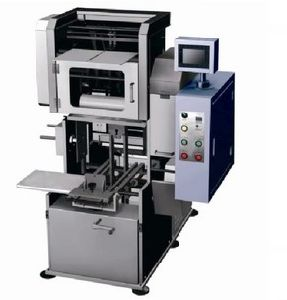 Layflat Photobook Maker Machine/ Album Machine (HS1608) pictures & photos