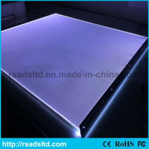 Wholesale Acrylic Light Guide Panel From China
