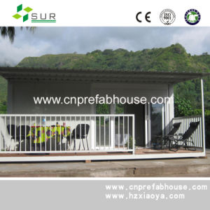 Fashion Design Modular Portable Container Home Made in China pictures & photos