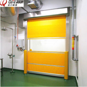 New Technology Product PVC Soft Curtain Automatic High Speed Door pictures & photos