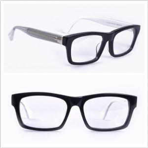 Acetate Eyeglasses Frame / Top Quaity Eyewear/ for Reading Frame Eyeglass (Mingus-C) pictures & photos