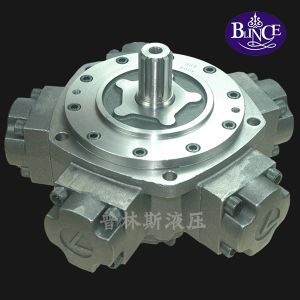 Injection Molding Machine Spare Part Radial Piston Motor (NHM6-600B) pictures & photos