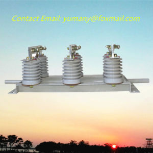 1250A 12kv Indoor High Voltage Isolation Switch (GN19-12/1250-31.5) pictures & photos