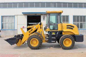 Zl16f 1.6ton Euro Style Mini Compact Wheel Loader with Ce pictures & photos