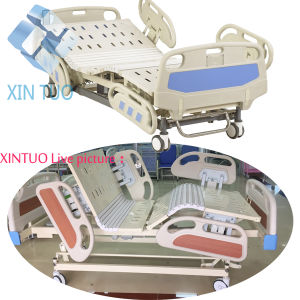Home Care Specific Use equipment Electric Medical Bed Manufacturer pictures & photos