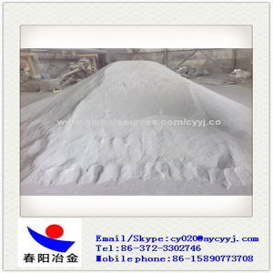 Supply Silicon Calcium Alloy Powder for Casting and Seelmaking pictures & photos