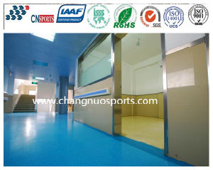Beauty Soundmuffling Rubber Floor for Hotel/School/Assembly Hall/Hospital pictures & photos