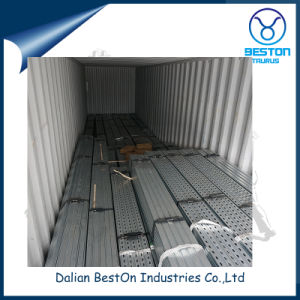 Electrical Unistrut Galvanized Slotted Strut Channel of Building material pictures & photos