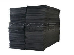 Black XPE Foam Chemically Cross-Linked Polyethylene Foam pictures & photos
