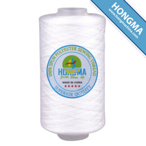 100% Spun Polyester Sewing Thread 40/2 1kg 1001-0020 pictures & photos