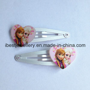 Hair Accessories- Frozen Hair Clip Set for Children pictures & photos