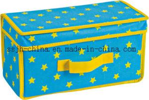 Foldable Non Woven Storage Box (TN-SBX 031)