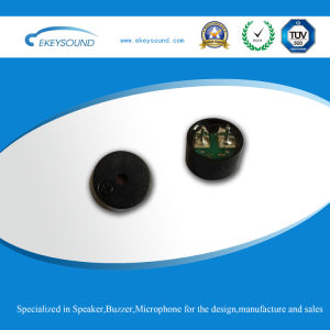 Dia9.0mm Mini Buzzer with High Spl pictures & photos