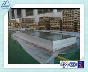 Aluminum Sheet for Rainware/Gutter/RV pictures & photos