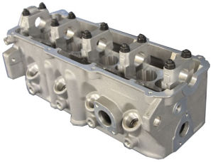 Cylinder Head for Volkswagen JK (908 010) pictures & photos