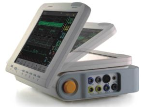 12.1inch Fetal Maternal Monitor Fetal Doppler Ultrasound Ultrasonic Touch Screen (SC-STAR5000C) pictures & photos