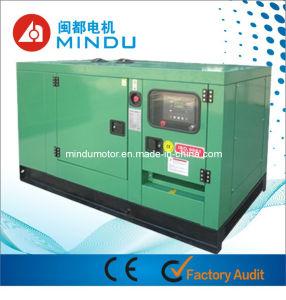 50-550kw Korea Original Doosan China Stamford Diesel Generator Set pictures & photos