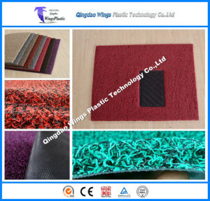 Non-Skip Mats Plastic Coil Door Mats pictures & photos