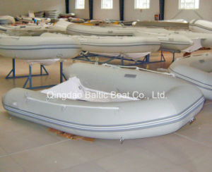 Dinghy Double Deck Boat Rib 300 Ce pictures & photos