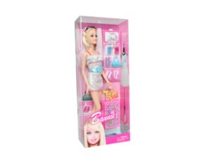 Dress-up Girl Doll with Fashion Accessory pictures & photos