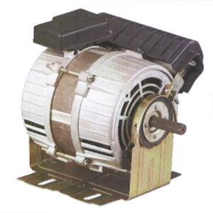 Aluminium Case Single Speed Cooler Motor with Capacitor pictures & photos