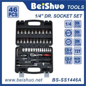 46PC 1/2′′ Dr. Socket Set pictures & photos