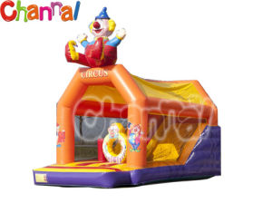 Circus Inflatable Bouncer/Kids Inflatable Bounce House Bb017 pictures & photos