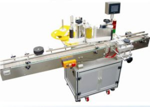Big Standing Round Bottle Labeling Machine pictures & photos