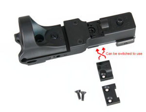Tactical Railway Aluminum Red DOT Scope with Click Switch Cl2-0109 pictures & photos
