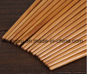 Nice Design Chinese Wood Bamboo 22cm Length Chopsticks Sx-Cc004 pictures & photos