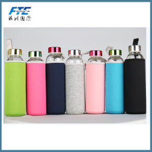 Colorful Neoprene Bottle Holder with Handle pictures & photos