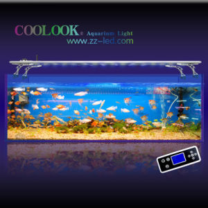 Programmable LED Aquarium Grow Light for Coral and Fish Tank (SI4SSR150)