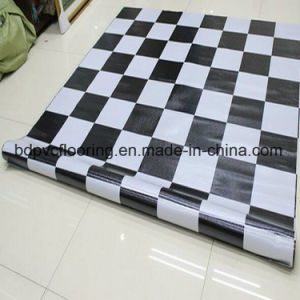 1.2mm 1.5mm Commercial Waterproof PVC Commercial Flooring, PVC Ultralong 1.5mm pictures & photos
