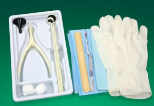 Disposable Ear Nose and Throat Examination Kit pictures & photos