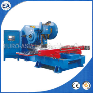 Mechanical Thick Plate Punching pictures & photos