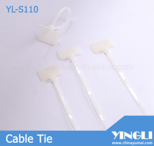 Security Cable Tags with Serial Number pictures & photos