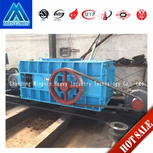 High Quality Double Toothed Roller Crusher for Gold Mining Equipment pictures & photos